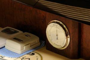 Hygrometer in Sauter Omega