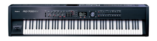 Roland RD-700GX Stage Piano